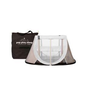 Aeromoov Lit de voyage pliant Instant blanc sable AEROMOOV - Lits parapluie