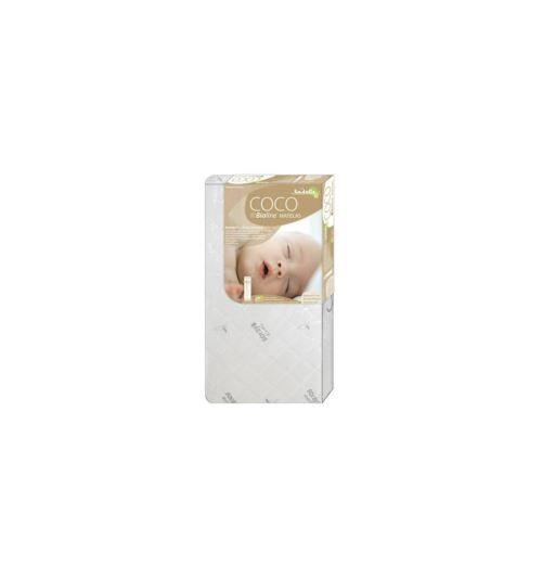 Non communiqué kadolis-Matelas fibre de coco/latex 60x120 - Textile de chambre