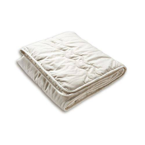 Non communiqué europe & nature - Couette en Coton bio lavable pour bébé - Toute l'année Beige 90x120 cm - Couvertures - Edredons - Couettes