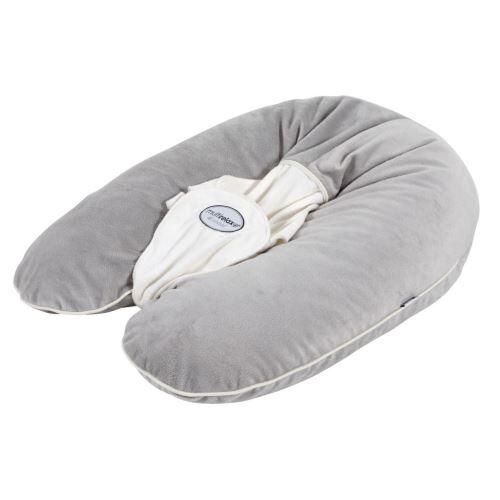 Candide Multirelax bébé Soft boa Gris clair/écru CANDIDE - Accessoires allaitement