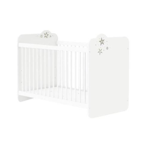 demeyere celeste lit bébé 60x120 cm - Lit pour enfant