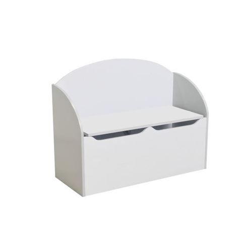 Demeyere Tresor Coffre A Jouets Blanc - Décoration de chambre