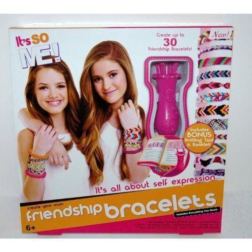 Non communiqué C'est tellement moi créer vos propres bracelets d'amitié - Bijoux
