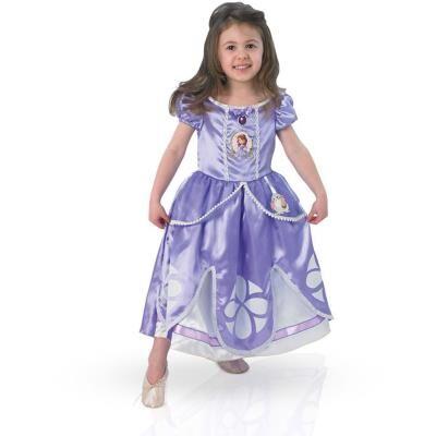 Rubies Boite Vitrine - Déguisement Princesse Sofia™ - Disney™ - Déguisement enfant