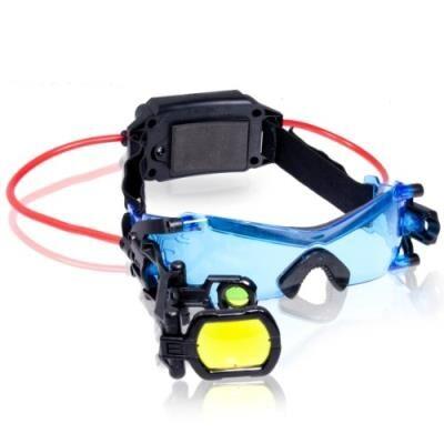 Spy gear Accessoire de déguisement lunettes vision nocturne spy gear - Accessoire de déguisement