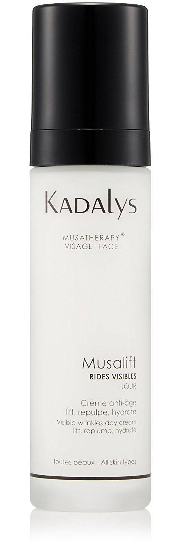 Non communiqué Kadalys Musalift Rides Visibles à la Banane Jaune Crème Jour 50 ml - Bain/shampoing