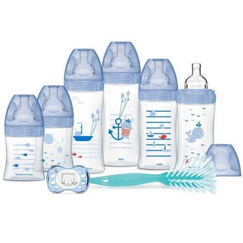 dodie kit nouveau né - bébé garçon - Accessoires biberons