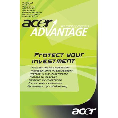 Acer advantage 5 years on site for travelmate notebooks, sv.wnbap.a11 (for travelmate notebooks) - Autres