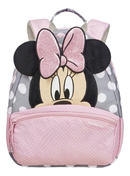 Samsonite sac à dos Disney Ultimate 2.0 S Minnie Glitter - Cartables scolaires