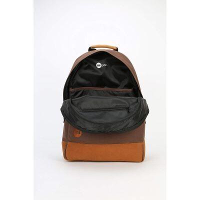 Mi-Pac XL Premium Sac à Dos Loisir, 46 cm, Marron(Dark Brown) - Cartable, sac à dos primaire