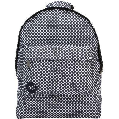 Mi-Pac Mi-Pac Microdot Backpack Sac à Dos Loisir, 41 cm, Bleu (Navy) - Cartable, sac à dos primaire