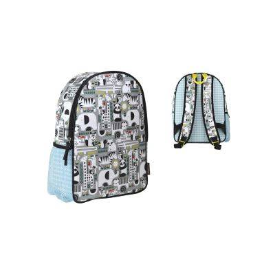 petitcollage Sac a dos animaux - Cartable, sac à dos primaire