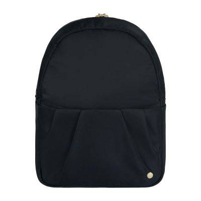 PacSafe Citysafe CX Anti-Theft Sac bandoulière, 34 cm, 8 L, Black 100 - Cartable, sac à dos primaire