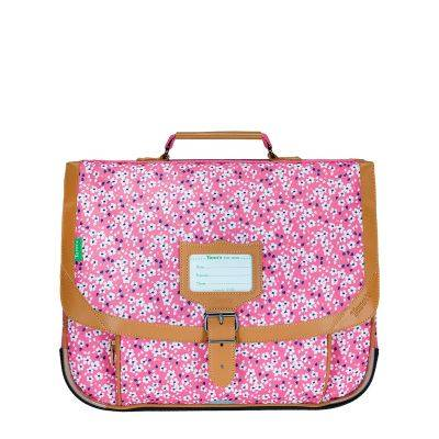 Tann's Cartable Les Fantaisies 38cm Rose - Cartable, sac à dos primaire