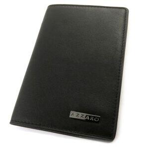 Azzaro Porte-passeport 'Azzaro' noir - Maroquinerie