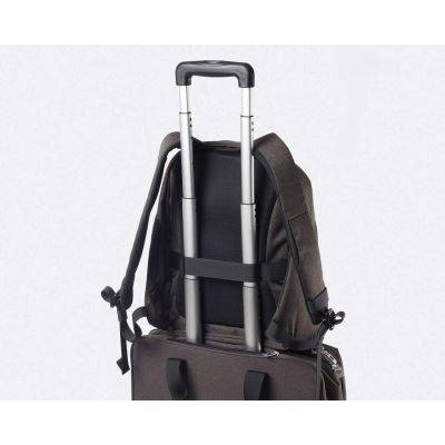 Lexon Sac à Dos Loisir, Noir (Noir) - LN2200WN - Cartable, sac à dos primaire