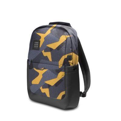 Moleskine Id Go Backpack Camo Black Yellow - Cartable, sac à dos primaire