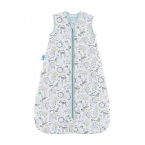 Tommee Tippee Gigoteuse en coton GROSBAG TOG 1 Les animaux de la jungle Tommee Tippee Blanc 6/18 mois - Gigoteuses - Nids d'Ange