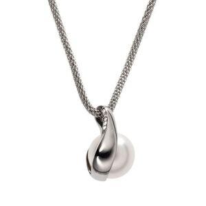 Skagen - Collier - Acier Inoxydable - Agnethe - Perle d'Imitation - SKJ0089040 - Bijoux
