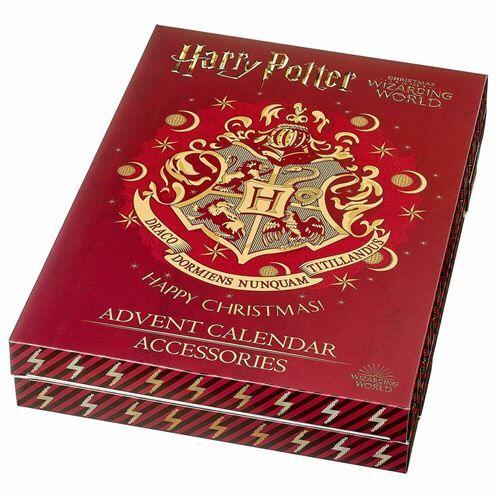 Harry Potter Calendrier De L'avent The Carat Shop - Harry Potter - Accessoires - Objet à poser