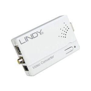 Lindy convertisseur vidéo - blanc - Autres
