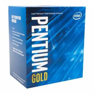 Intel Ordinateur / PC Portable intel processeur intel pentium gold g5500 3,8 ghz (coffee lake) sockel 1151 - box noir - Ordinateur portable