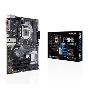ASUS H310-PLUS R2.0 carte mère LGA 1151 (Emplacement H4) ATX Intel® H310 - Station d'accueil