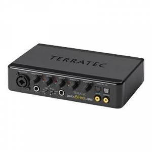 TERRATEC DMX 6fire - interface audio - Carte son externe