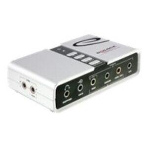 DeLOCK USB Sound Box 7.1 - carte son - Carte son externe