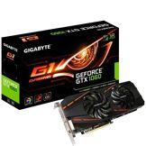 Gigabyte GV-N1060 G1 GAMING-6GD Carte graphique Nvidia GeForce GTX 1060 1847 MHz 6 Go PCI-Express - Carte graphique