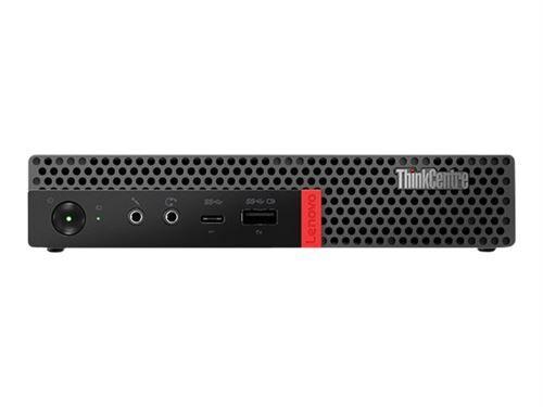 Lenovo ThinkCentre M920x 10S1 - Minuscule - Core i5 8500T / 2.1 GHz - RAM 8 Go - SSD 256 Go - TCG Opal Encryption, NVMe - Radeon RX 560 / UHD Graphics 630 - GigE - LAN sans fil: 802.11a/b/g/n/ac, Bluetooth 5.0 - Win 10 Pro 64 bits - technologie Intel vPro