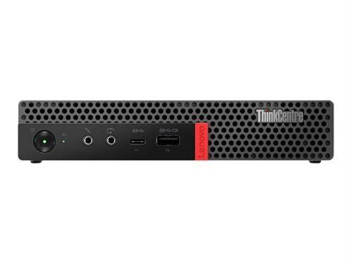 Lenovo ThinkCentre M920x 10S1 - Minuscule - Core i5 9500T / 2.2 GHz - RAM 8 Go - SSD 256 Go - TCG Opal Encryption, NVMe - Radeon RX 560 / UHD Graphics 630 - GigE - LAN sans fil: 802.11ac, Bluetooth 5.0 - Win 10 Pro 64 bits - technologie Intel vPro - monit