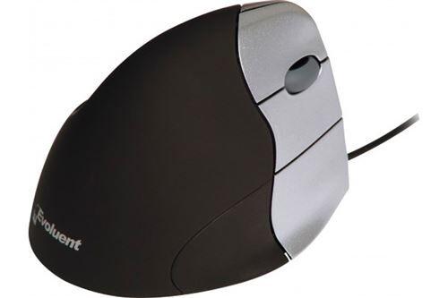 souris verticale usb 5 boutons noire mouse 3 - droitier - souris