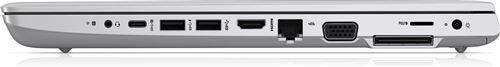 "HP Ordinateur / PC Portable HP ProBook 650 G5 - Core i5 8265U / 1.6 GHz - Win 10 Pro 64 bits - 8 Go RAM - 256 Go SSD NVMe - 15.6"" IPS 1920 x 1080 (Full HD) - UHD Graphics 620 - Wi-Fi, Bluetooth - argent naturel - clavier : Français - Ordinateur porta"