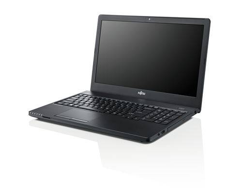 "Fujitsu LIFEBOOK A359 - Core i5 8250U / 1.6 GHz - Win 10 Pro - 8 Go RAM - 256 Go SSD - DVD SuperMulti - 15.6"" 1920 x 1080 (Full HD) - UHD Graphics 620 - Wi-Fi, Bluetooth - noir mat - Ordinateur portable"