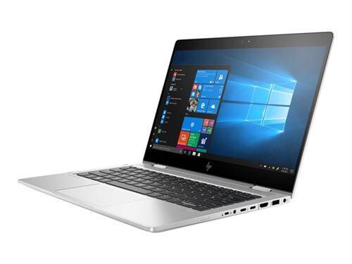 "HP EliteBook x360 830 G6 - Conception inclinable - Core i5 8265U / 1.6 GHz - Win 10 Pro 64 bits - 8 Go RAM - 256 Go SSD NVMe, TLC, HP Value - 13.3"" IPS écran tactile 1920 x 1080 (Full HD) - UHD Graphics 620 - NFC, Bluetooth, Wi-Fi - clavier : Françai"