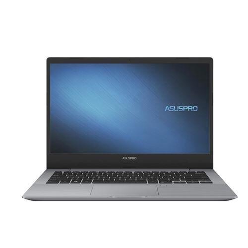 """Asus Ordinateur / PC Portable ASUSPRO P5 P5440FA-BM0006R - Core i5 8265U / 1.6 GHz - Win 10 Pro 64 bits - 8 Go RAM - 256 Go SSD - 14"""" 1920 x 1080 (Full HD) - UHD Graphics 620 - 802.11ac, Bluetooth - gris, alliage de magnésium - Ordinateur portable"""