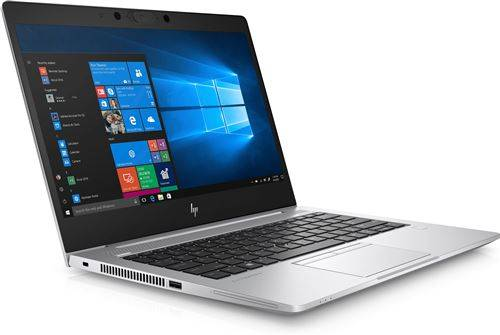 "HP EliteBook 830 G6 - Core i5 8365U / 1.6 GHz - Win 10 Pro 64 bits - 8 Go RAM - 256 Go SSD NVMe - 13.3"" IPS 1920 x 1080 (Full HD) - UHD Graphics 620 - Bluetooth, Wi-Fi - technologie Intel vPro - clavier : Français - Ordinateur portable"