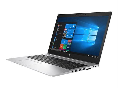 "HP EliteBook 850 G6 - Core i7 8665U / 1.9 GHz - Win 10 Pro 64 bits - 8 Go RAM - 512 Go SSD NVMe, HP Value - 15.6"" IPS 1920 x 1080 (Full HD) - UHD Graphics 620 - Wi-Fi, Bluetooth - technologie Intel vPro - clavier : Belge - Ordinateur portable"