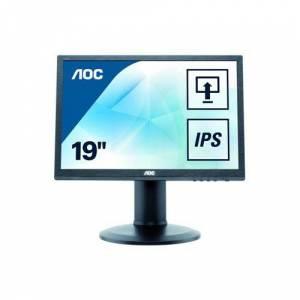 "AOC I960PRDA Ecran PC LED 19"" Blanc 1920x1080 VGA/DVI - Ecran PC"