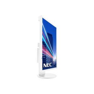 """Nec display solutions NEC MultiSync EA234WMi - Écran LED - 23"""" (23"""" visualisable) - 1920 x 1080 Full HD (1080p) - IPS - 250 cd/m² - 1000:1 - 6 ms - HDMI, DVI-D, VGA, DisplayPort - haut-parleurs - blanc - Ecran PC"""