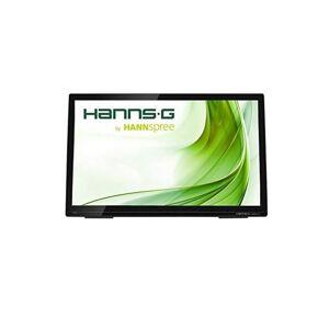"""Hannspree HANNS.G HT273HPB - Écran LED - 27"""" (27"""" visualisable) - écran tactile - 1920 x 1080 Full HD (1080p) - HS-IPS - 300 cd/m² - 1000:1 - 8 ms - HDMI, VGA - haut-parleurs - noir - Ecran PC"""