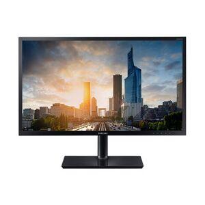 "Samsung S27H650FDU - SH65 Series - écran LED - 27"" - 1920 x 1080 Full HD (1080p) - Plane to Line Switching (PLS) - 250 cd/m² - 1000:1 - 5 ms - HDMI, VGA, DisplayPort - noir - Ecran PC"
