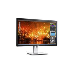"Dell P2415Q - Écran LED - 23.8"" (23.8"" visualisable) - 3840 x 2160 4K UHD (2160p) - IPS - 300 cd/m² - 1000:1 - 6 ms - HDMI, DisplayPort, Mini DisplayPort, MHL - noir - pour Latitude 7400 2-in-1; OptiPlex 3040 - Ecran PC"
