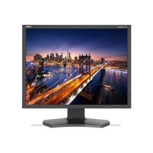"Nec display solutions NEC MultiSync P212 - Écran LED - 21.3"" (21.3"" visualisable) - 1600 x 1200 - IPS - 440 cd/m² - 1500:1 - 8 ms - HDMI, DVI-D, VGA, DisplayPort - haut-parleurs - noir - Ecran PC"