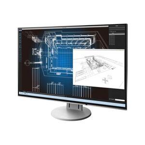 "EIZO FlexScan EV2456-WT - Écran LED - 24.1"" - 1920 x 1200 - IPS - 350 cd/m² - 1000:1 - 5 ms - HDMI, DVI-D, VGA, DisplayPort - haut-parleurs - blanc - Ecran PC"