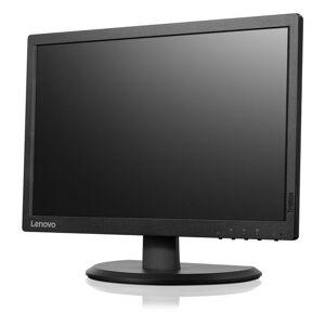 """Lenovo ThinkVision E2054 - Écran LED - 19.5"""" (19.5"""" visualisable) - 1440 x 900 - IPS - 250 cd/m² - 1000:1 - 7 ms - VGA - noir corbeau - Ecran PC"""