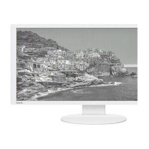 "Nec display solutions NEC MultiSync PA243W - Écran LED - 24"" - 1920 x 1200 WUXGA - AH-IPS - 350 cd/m² - 1000:1 - 8 ms - HDMI, DVI-D, VGA, DisplayPort - blanc - Ecran PC"