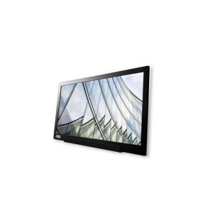 "AOC I1601FWUX - Écran LED - 15.6"" - portable - 1920 x 1080 Full HD (1080p) - IPS - 220 cd/m² - 700:1 - 5 ms - USB-C - noir et argent - Ecran PC"