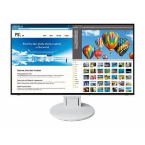 "EIZO FlexScan EV2785-WT - Écran LED - 27"" - 3840 x 2160 4K - IPS - 350 cd/m² - 1300:1 - 5 ms - HDMI, DisplayPort, USB-C - haut-parleurs - blanc - Ecran PC"